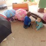 Hrajeme si s deštníčky 2