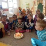 Oslava narozenin 1