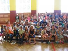 Závěr školního roku 2015-16