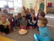 Oslava narozenin