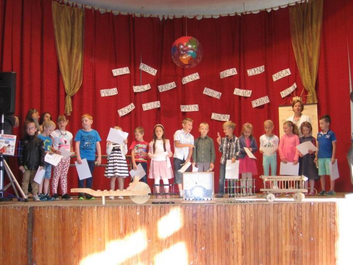 Zahájení školního roku 2016-17